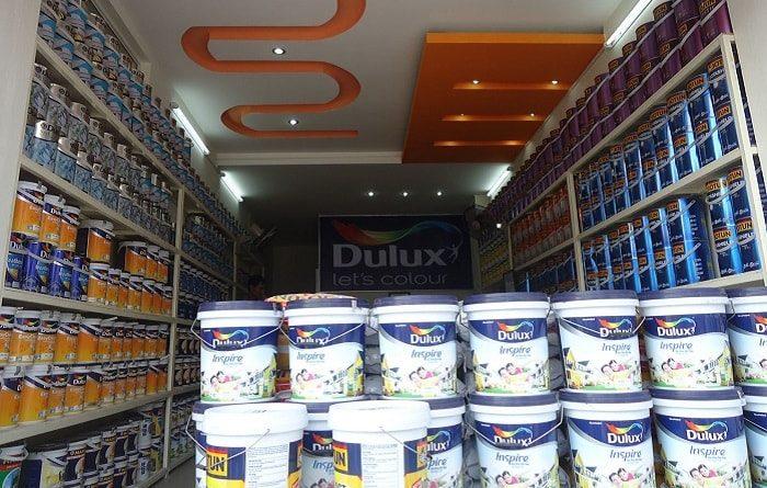liên hệ thợ sơn nhà