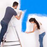 Công thợ sơn nhà bao nhiêu tiền 1 ngày?
