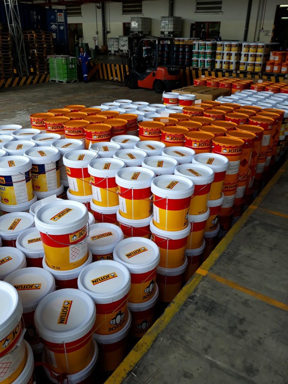 1 thùng 18 lít sơn được bao nhiêu mét vuông