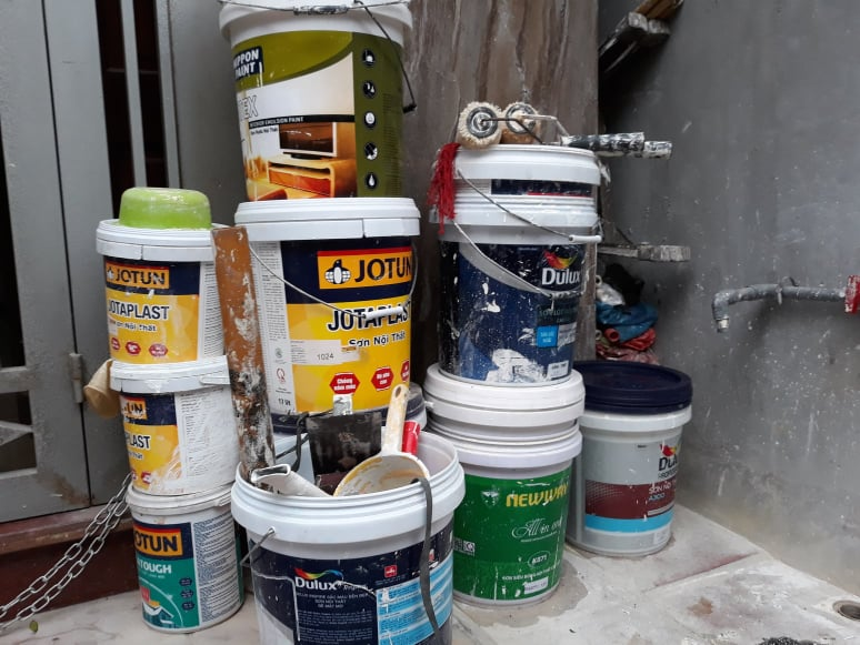 Sơn nhà nên sơn mấy lớp? Có cần sơn lót không?