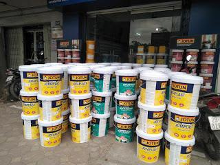 Cách xem thùng sơn khi mới mua về còn zin, có bị đắt ko?